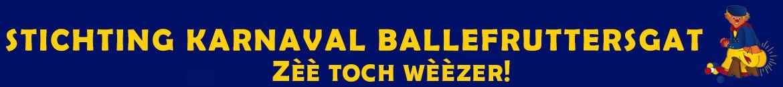 Stichting Karnaval Ballefruttersgat Logo